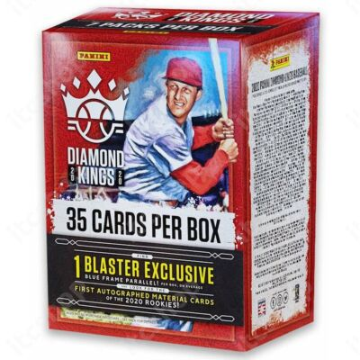 2020 Panini Diamond Kings Baseball Blaster doboz