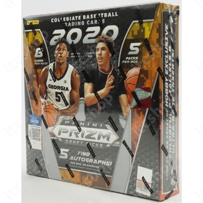 2020-21 Prizm Draft Picks Basketball Hobby doboz
