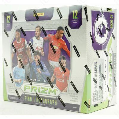 2020-21 Panini Prizm Premier League Soccer Hobby doboz