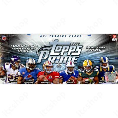 2013 Topps Prime Football Hobby Doboz NFL