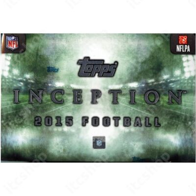 2015 Topps Inception Football Hobby doboz