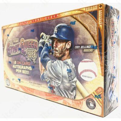 2021 Topps Gypsy Queen Baseball Hobby doboz