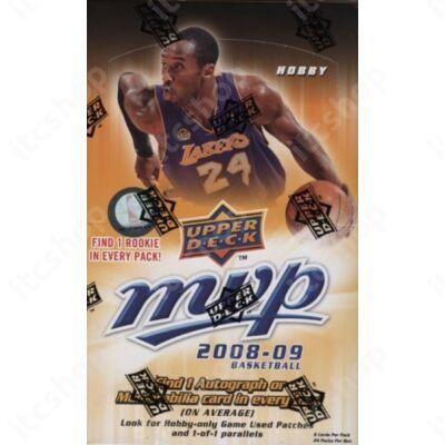 2008-09 Upper Deck MVP Basketball hobby doboz