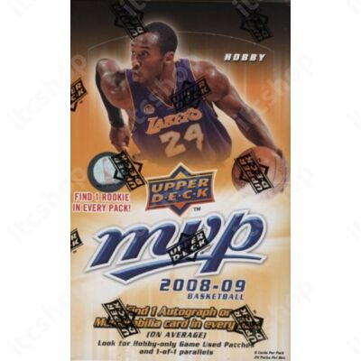 2008-09 Upper Deck MVP Basketball hobby doboz