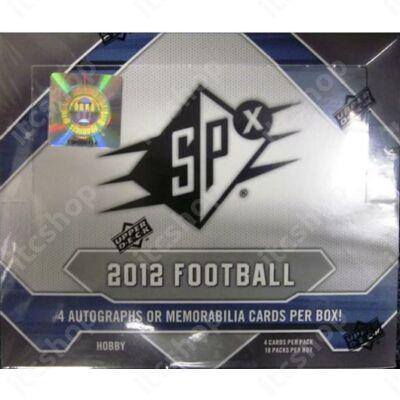 2012 Upper Deck SPx Football Hobby doboz