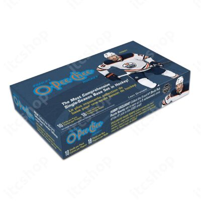 2020-21 Upper Deck O-Pee-Chee Hockey Hobby doboz