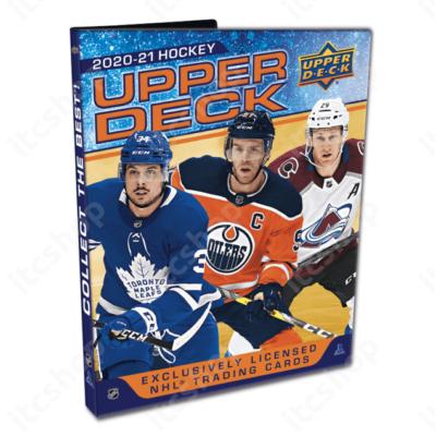 2020-21 Upper Deck Series 1 Hockey Starter Kit