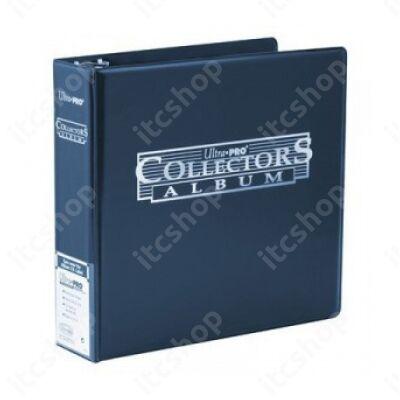 """Ultra Pro gyűjtőalbum 3"""" kék"""