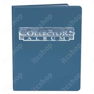 Ultra Pro portfolio 4 zsebes - Kék