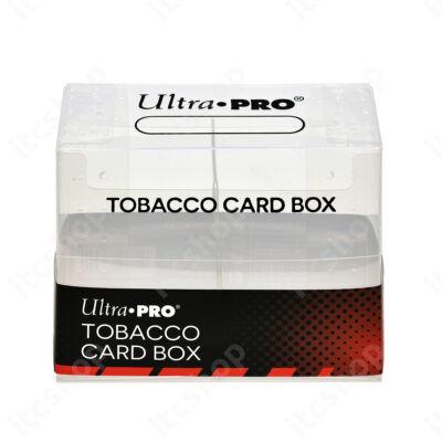 Ultra Pro tároló doboz Tobacco kártyák számára