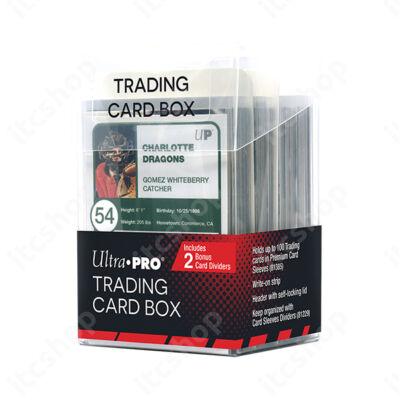 Ultra Pro tároló doboz sportkártyák számára