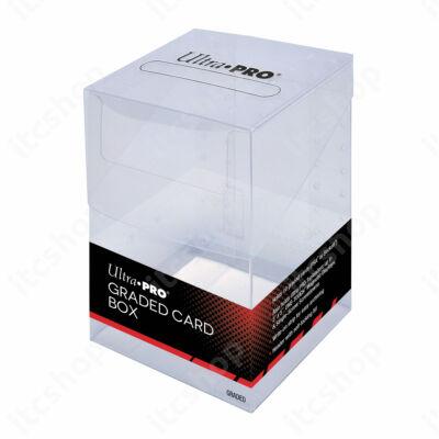 Ultra Pro tároló doboz bevizsgált kártyák számára