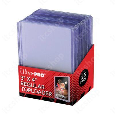 Ultra Pro kemény védőtok toploader 35pt (25db)