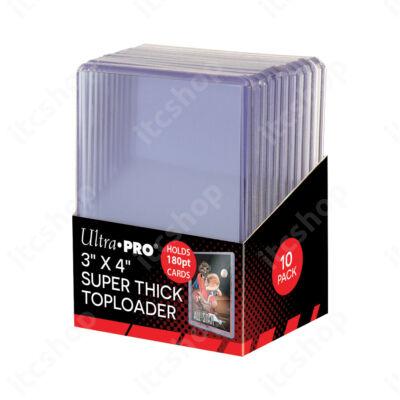 Ultra Pro kemény védőtok toploader 180pt (10db)
