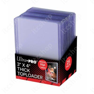 Ultra Pro kemény védőtok toploader 55pt (25db)