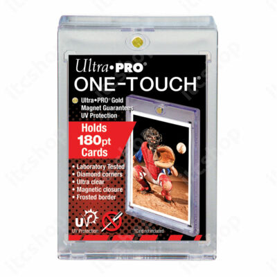 Ultra Pro UV One Touch mágneses tok 180pt