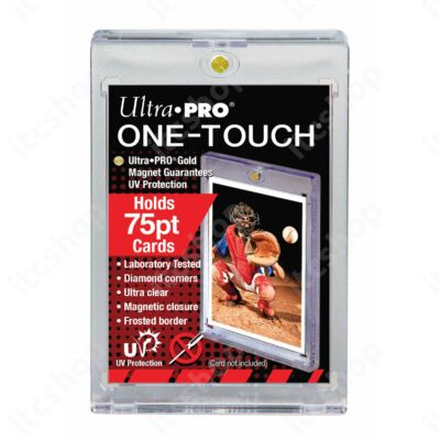 Ultra Pro UV One Touch mágneses tok 75pt