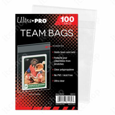 Ultra Pro Team Bags zárható csomag (100db)
