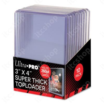 Ultra Pro kemény védőtok toploader 260pt (10db)