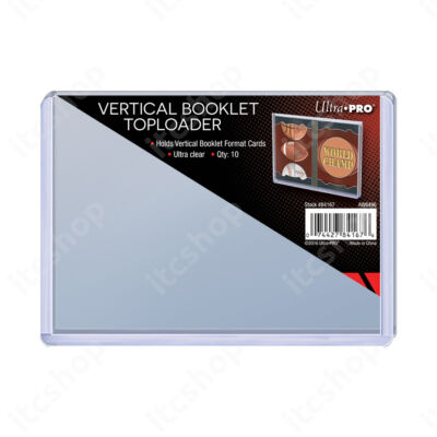 Ultra Pro vertikális Booklet kártya tartó (1db)