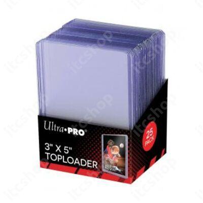 """Ultra Pro kemény védőtok toploader 3"""" x 5"""" Jam Session kártyákhoz"""
