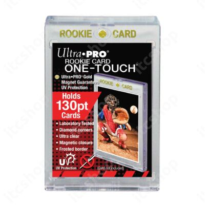 Ultra Pro UV One Touch mágneses tok 130pt ROOKIE