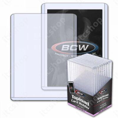 BCW toploader 197pt vastag