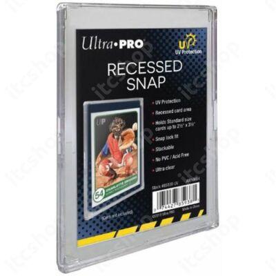 Ultra Pro Recessed Snap kártyatároló UV álló