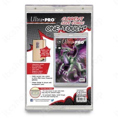 Ultra Pro UV One Touch mágneses tok képregényekhez