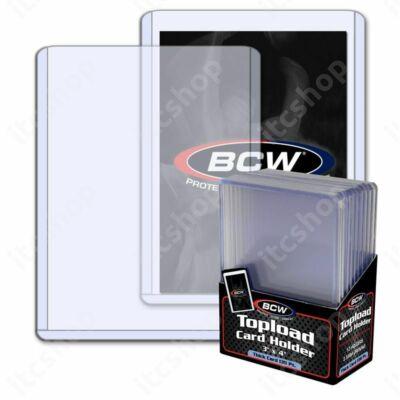 BCW toploader 138pt vastag