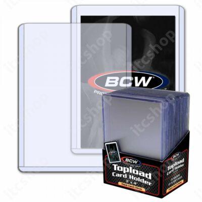 BCW toploader 59pt vastag