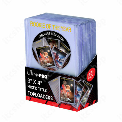 Ultra Pro Mixed Title toploader 35pt (25db)