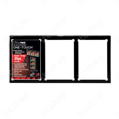 Ultra Pro UV One Touch mágneses tok 3 kártya számára