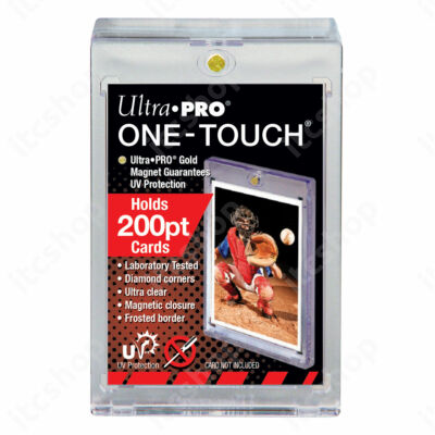 Ultra Pro UV One Touch mágneses tok 200pt
