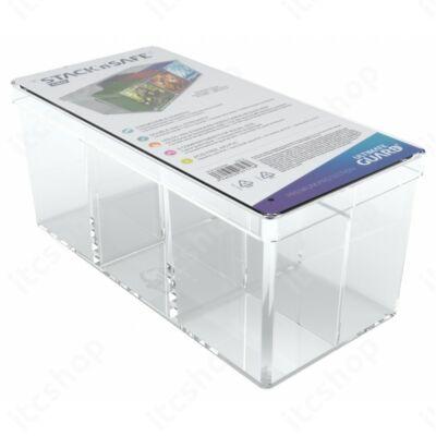 Ultimate Guard Stack 'n' Safe tároló doboz 480db kártya számára
