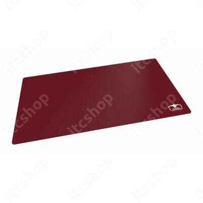 Ultimate Guard játékszőnyeg - Monochrome Bordeaux Piros 61x35cm