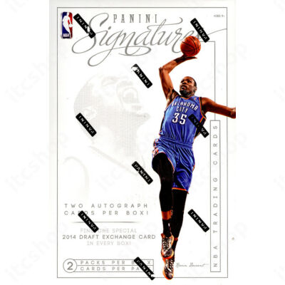 2013-14 Panini Signatures Basketball Hobby Doboz NBA