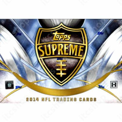 2014 Topps Supreme Football Hobby Doboz